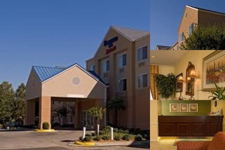 Fairfield Inn & Suites Houma photo collage