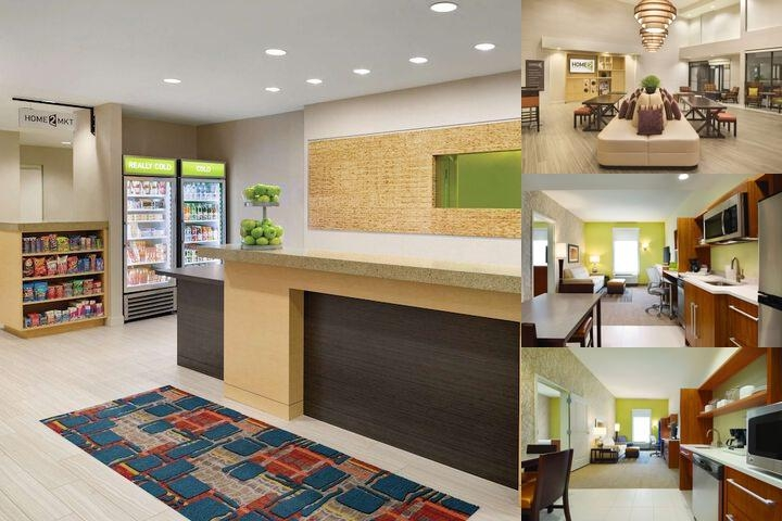 Home2 Suites by Hilton Parc Lafayette photo collage