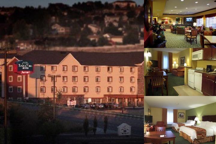 Towneplace Suites Pocatello photo collage