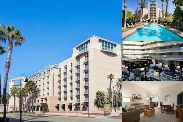 Embassy Suites Brea photo collage