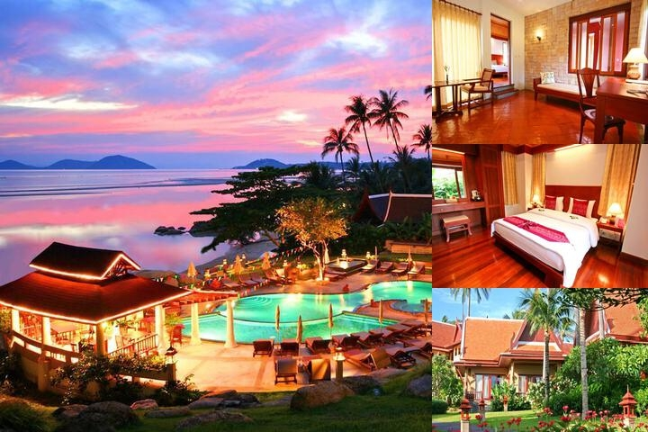 Banburee Resort & Spa photo collage