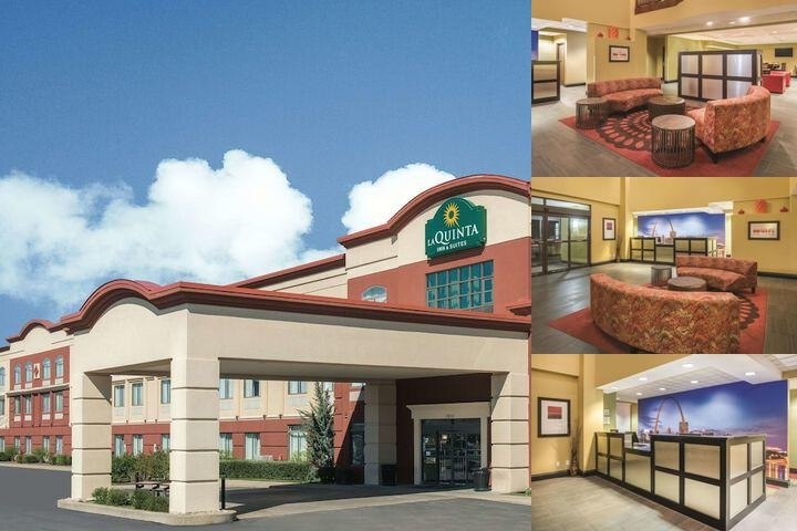 La Quinta Inn & Suites St. Louis Airport / Riverpo photo collage