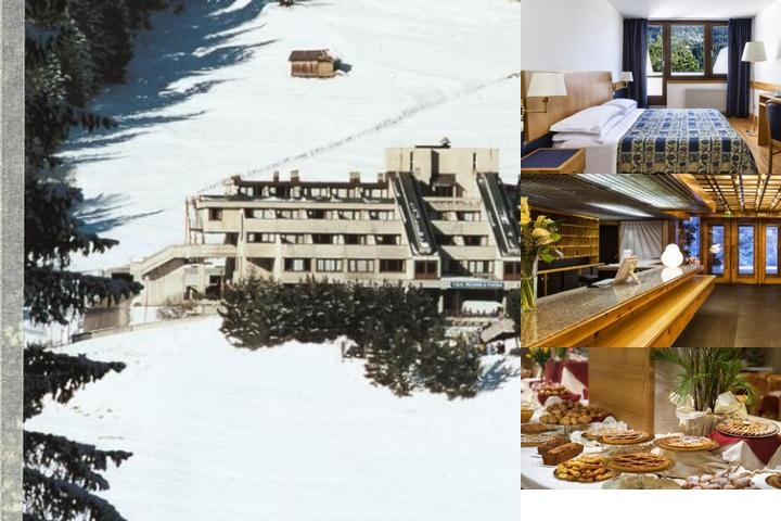 Club Hotel Regina E Fassa photo collage