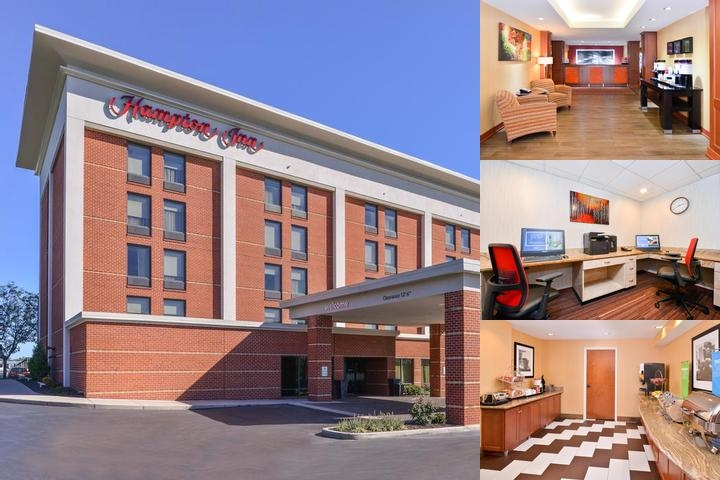 Hampton Inn Martinsburg photo collage