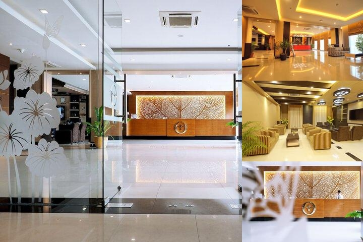Nagoya Mansion Hotel & Residence photo collage