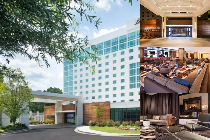 Le Meridien Atlanta Perimeter photo collage