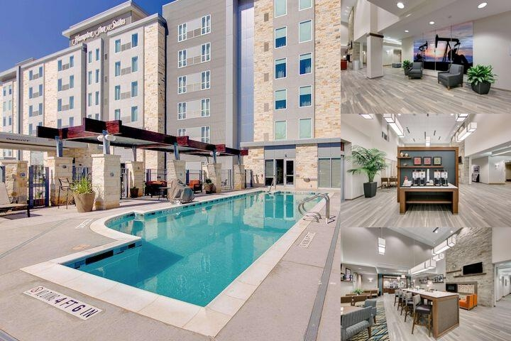 Hampton Inn & Suites North Houston Spring photo collage