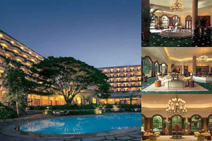 The Oberoi photo collage