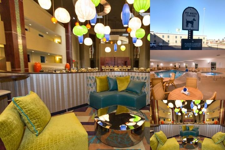 Holiday Inn Hotel & Suites Okc North photo collage