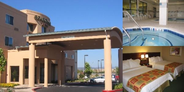 Courtyard by Marriott Chico photo collage