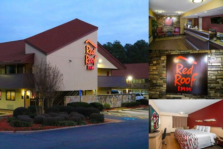 Red Roof Inn Greenville photo collage
