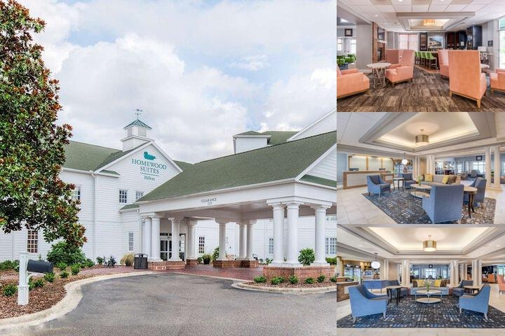 Homewood Suites by Hilton in Pinehurst Nc photo collage