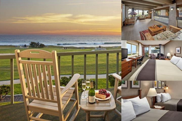 Cavalier Oceanfront Resort photo collage