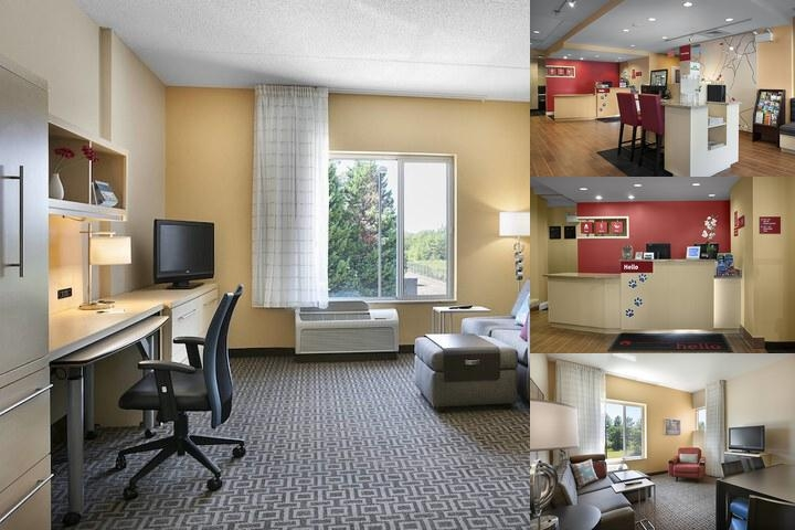 Towneplace Suites photo collage