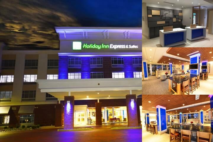 Holiday Inn Express Toledo South photo collage