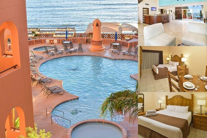 Sea of Cortez Beach Club photo collage