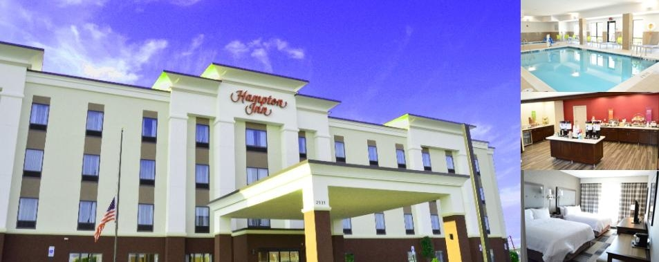Hampton Inn Toledo / Oregon photo collage