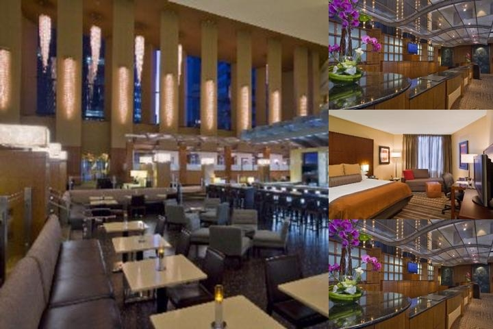 Hyatt Regency Houston photo collage