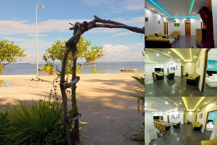 Seven Corals Hotel photo collage