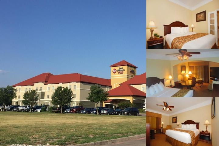 Best Western Plus Monica Royale Inn & Suites photo collage
