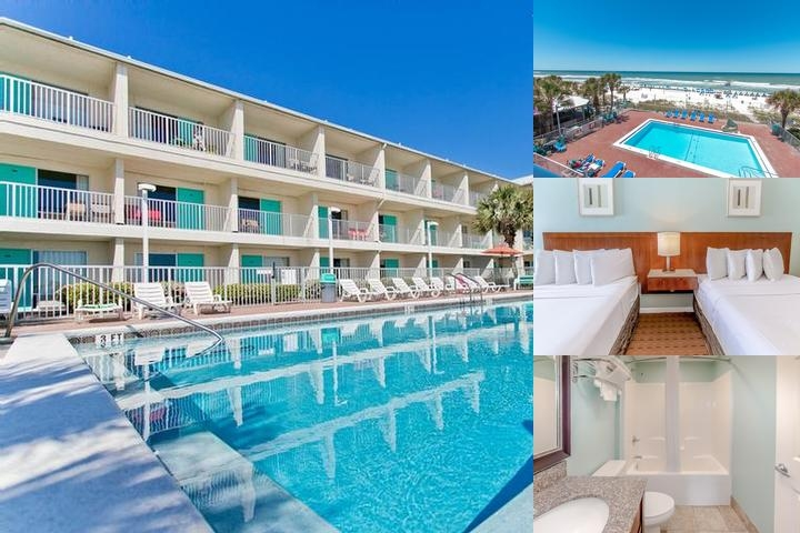 Hotels In Panama City Beach >> Bikini Beach Resort Motel Panama City Beach Fl 11001 Front