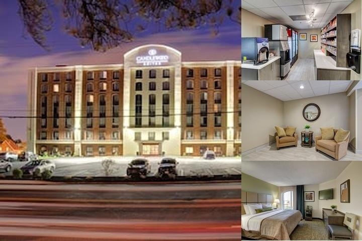 Candlewood Suites Richmond West Broad photo collage