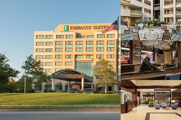 Embassy Suites by Hilton Boston Waltham photo collage