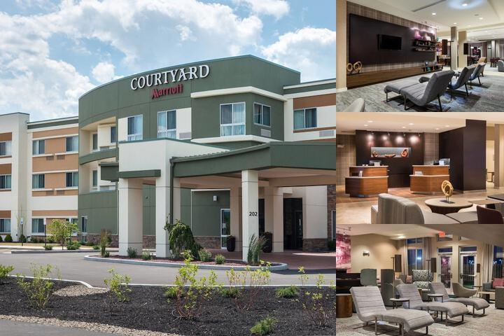 Courtyard by Marriott Horseheads photo collage