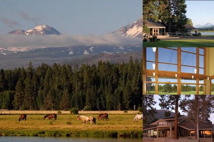 Black Butte Ranch Resort photo collage