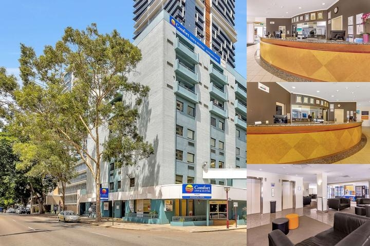 Comfort Inn & Suites Goodearth Perth photo collage