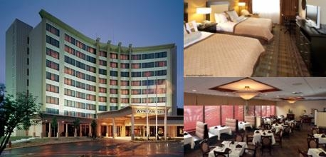 Wyndham Philadelphia Mount Laurel photo collage