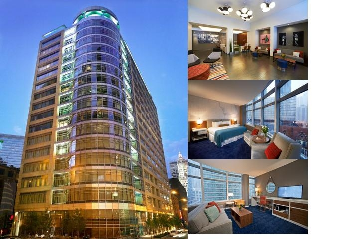 Kinzie Hotel photo collage