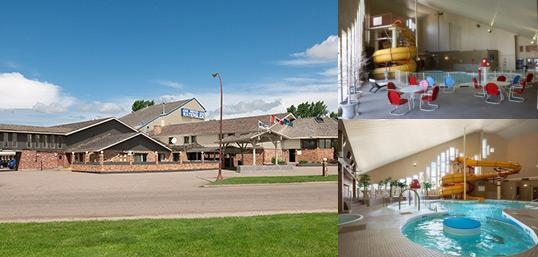 Travelodge Hotel Medicine Hat photo collage