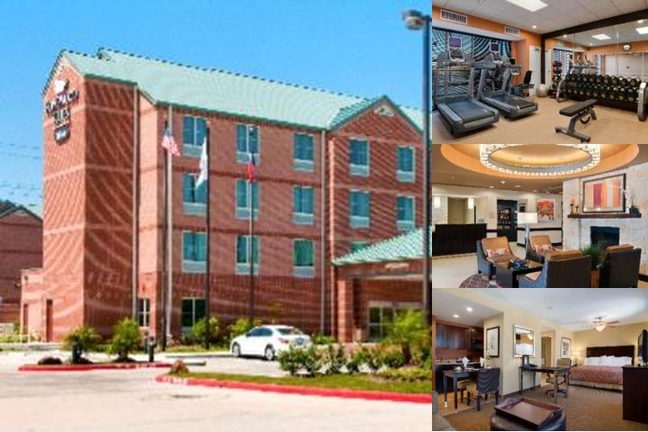 Homewood Suites by Hilton Houston Nw Cy Fair photo collage