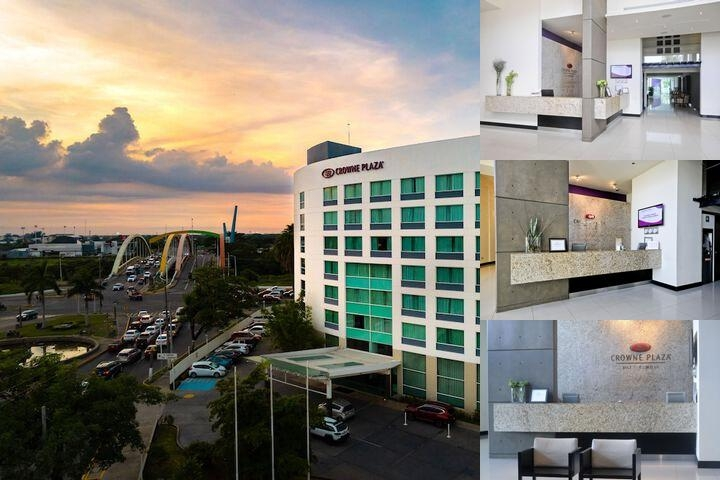 Crowne Plaza Villahermosa photo collage
