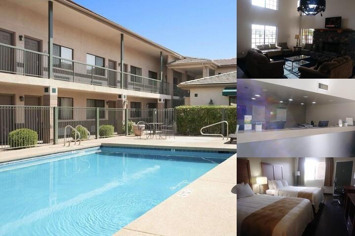 Ramada Glendale Photo Collage