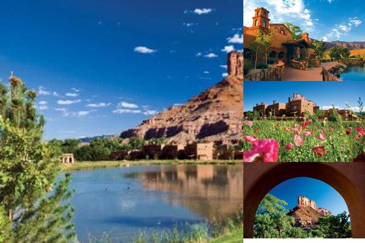 Gateway Canyons Resort a Noble House Resort photo collage