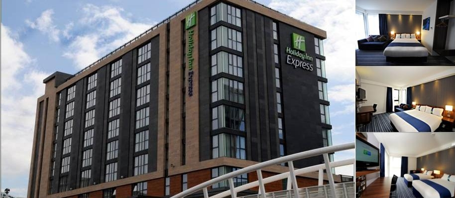 Holiday Inn Express Sheffield photo collage