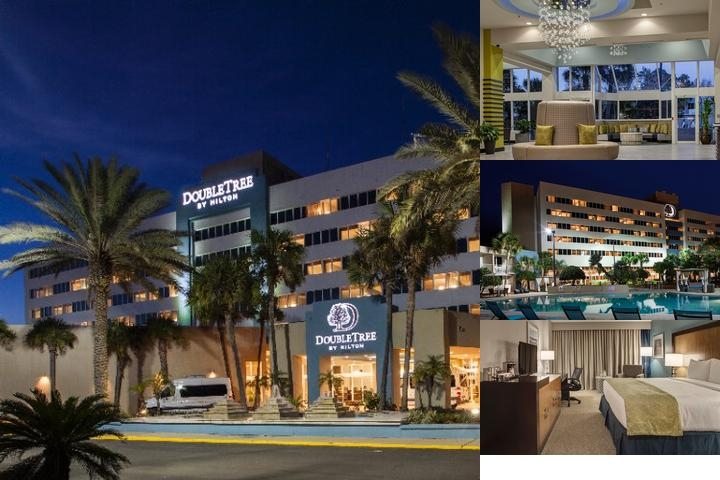 Doubletree by Hilton Jacksonville Airport photo collage
