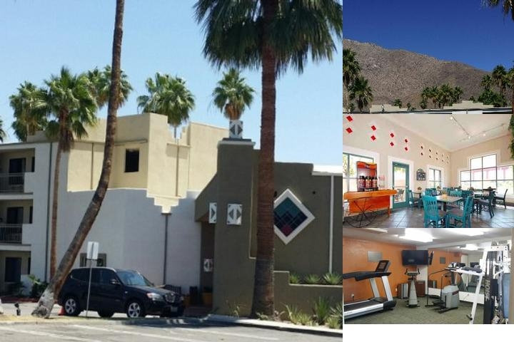 Quality Inn Palm Springs Downtown photo collage