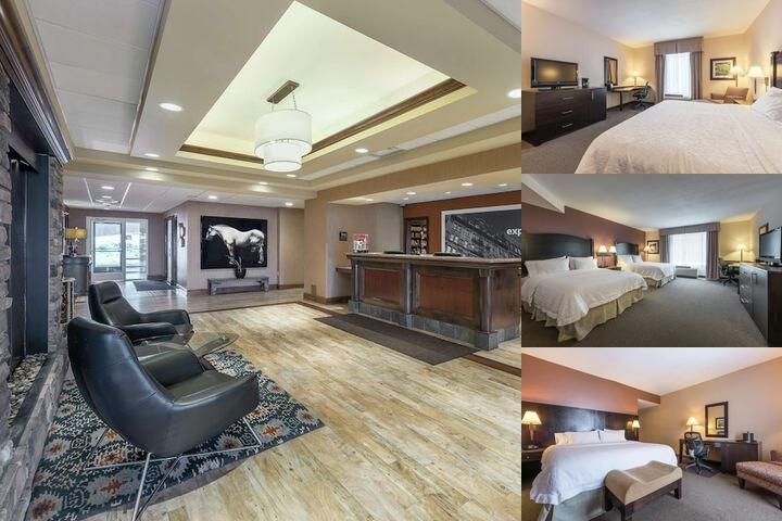 Hampton Inn & Suites by Hilton Moncton photo collage