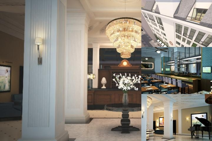 Small Grand Hotel photo collage