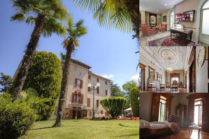 Villa Quiete photo collage