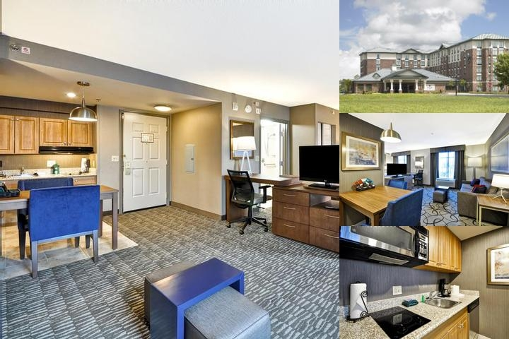 Homewood Suites Hartford South / Glastonbury photo collage
