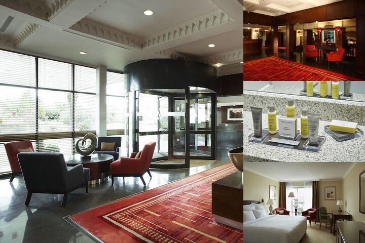 Aberdeen Marriott Hotel photo collage
