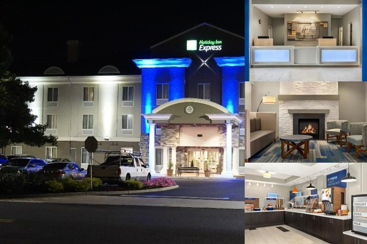 Holiday Inn Express & Suites Mount Laurel photo collage