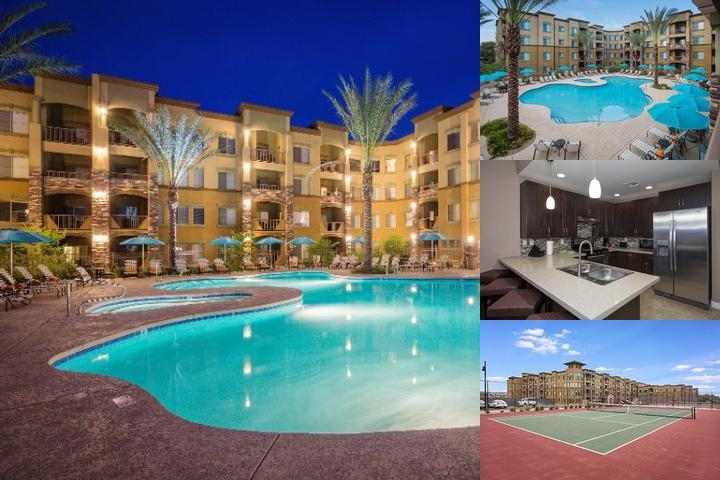 Toscana Condo Hotel photo collage