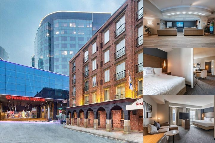 Residence Inn by Marriott Halifax Downtown photo collage
