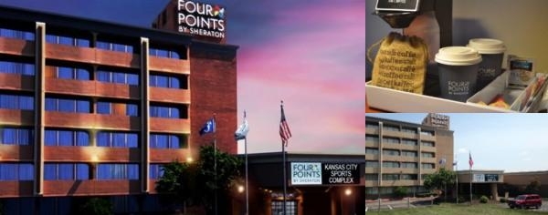 Four Points by Sheraton Kansas City Sports Complex photo collage