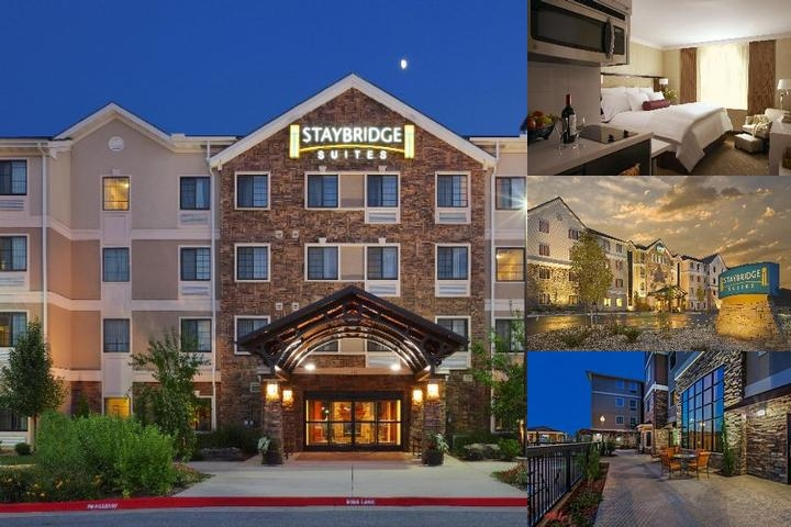 Staybridge Suites Fort Worth / Fossil Creek photo collage